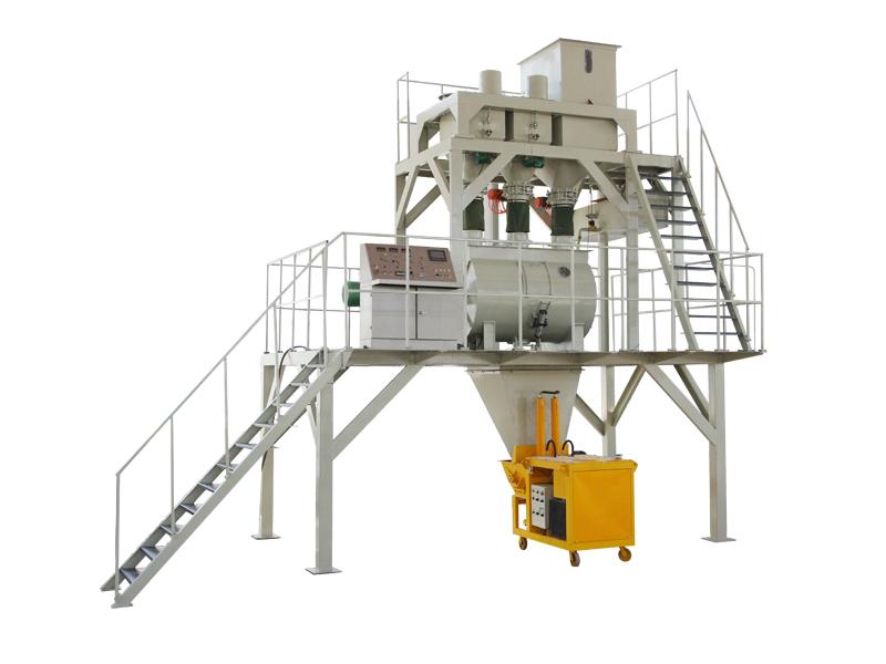 PBX系列复合轻质保温板生产线