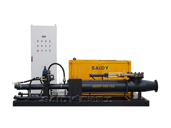 YB系列渣浆泵