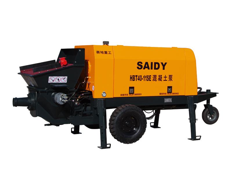 HBT系列细石混凝土泵